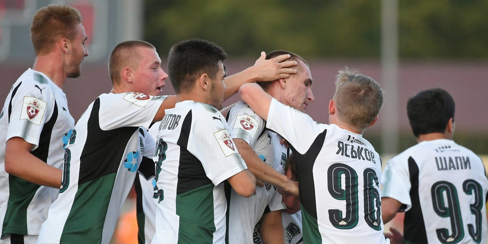 «Краснодар» поделил очки с «Ростовом» в матче молодежных команд
