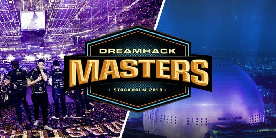 CS:GO: Анонсирован DreamHack Masters Shockholm с призовым фондом $250,000