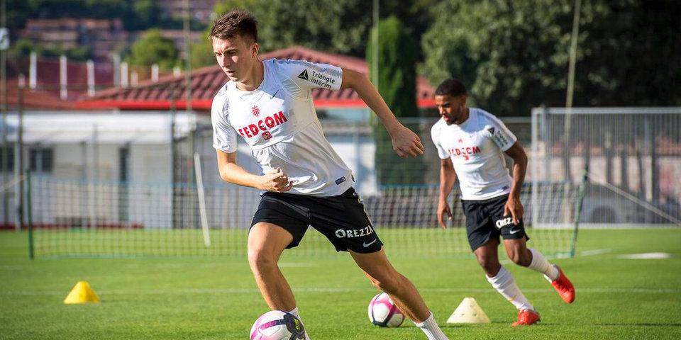Головин не попал в заявку «Монако» на матч с «Атлетико»