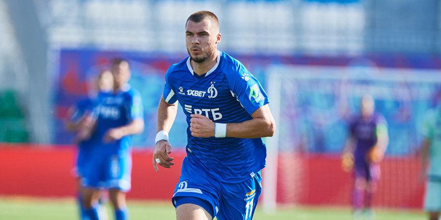 «Динамо» хочет отдать Комличенко в аренду
