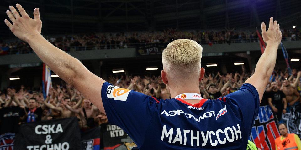 Хердур Магнуссон: «Надеемся прервать неудачную серию уже в матче с «Динамо»