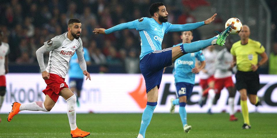 «Марсель» вышел в финал Лиги Европы при неоднозначном судействе Карасева