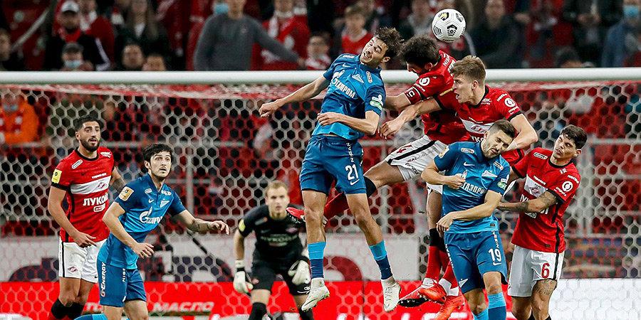 Дмитрий Сенников: «Спартак» — главный конкурент «Зенита» в этом сезоне»