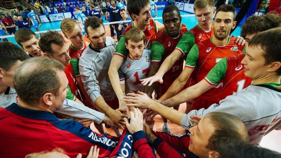 «Локомотив» сыграет на групповом этапе Лиги чемпионов