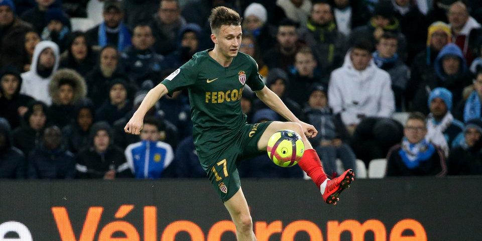 Головин забил второй гол за «Монако»