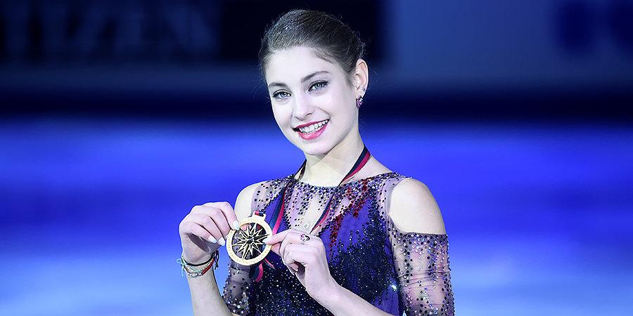 Косторная рассказала об ожиданиях от первого в карьере чемпионата мира