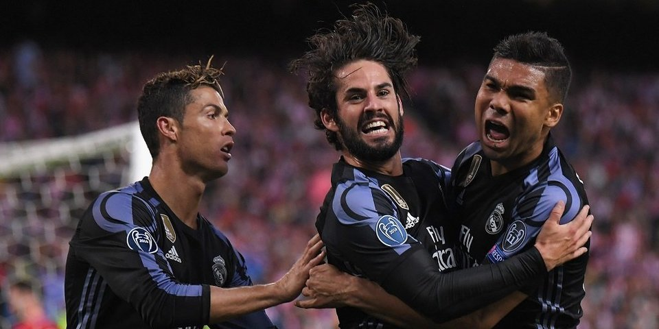 «Атлетико» – «Реал». Голы и лучшие моменты