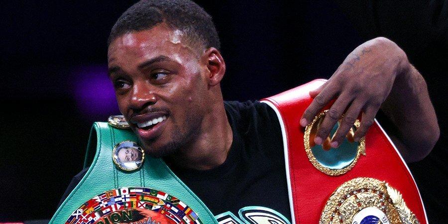Спенс победил Гарсию единогласным решением судей и защитил пояса WBC и IBF