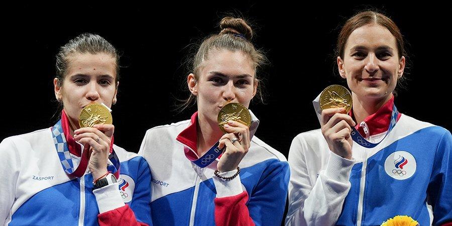 Золото в фехтовании, медали в стрельбе и четыре упущенных матчбола в теннисе. Итоги 31 июля на Олимпиаде