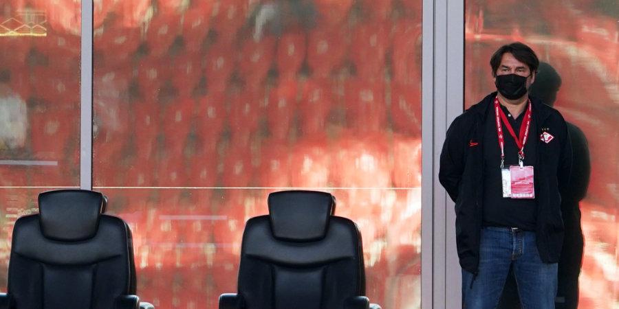 Пресс-атташе «Спартака»: «Думаю, через некоторое время процессы наладятся, Газизов и Попов будут работать вместе»