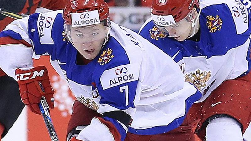 Капризов, Барабанов и Красковский вызваны из олимпийской сборной России в основную