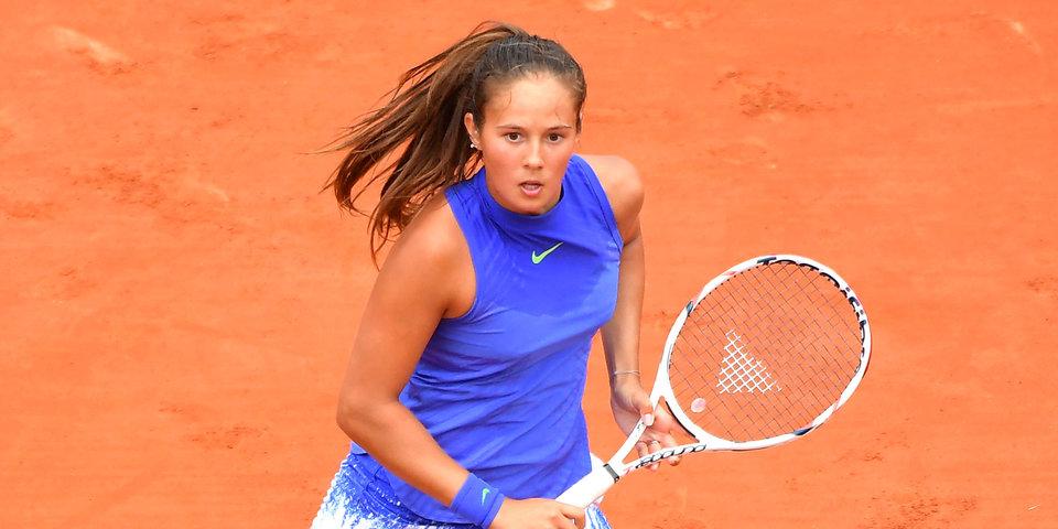 Касаткина вышла во второй круг турнира в Цинциннати