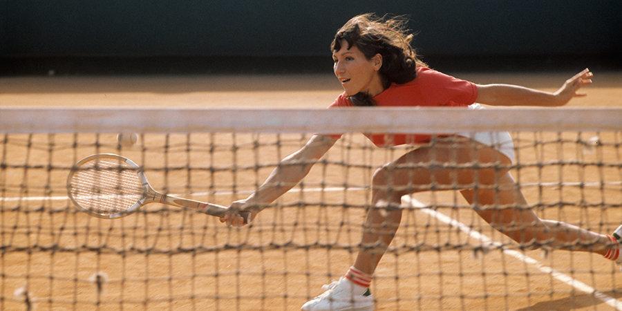 Ольга Морозова — первая среди лучших. Легенда русского тенниса отмечает красивый юбилей