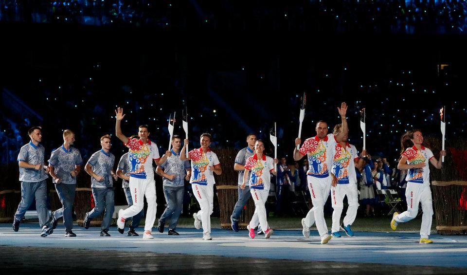 Выбран знаменосец сборной России для церемонии закрытия Европейских игр