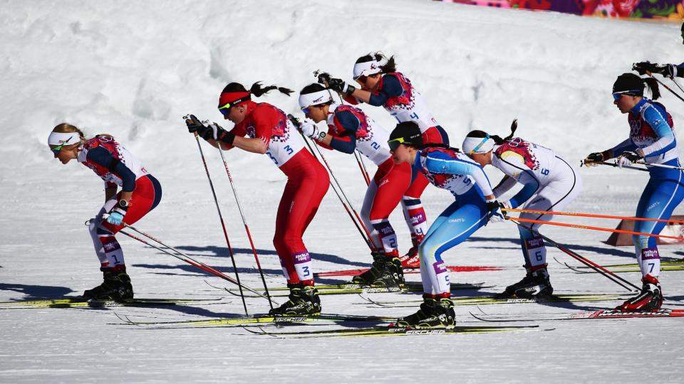 Российские юниорки выиграли серебро в эстафете на ЧМ