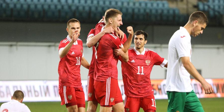 Наша молодежка может сыграть на Евро впервые за 8 лет (помогли сербы). Теперь осталось только победить Латвию