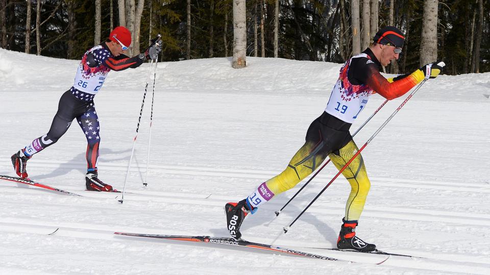 Экс-защитник «Ливерпуля» Риисе дебютирует в лыжных гонках
