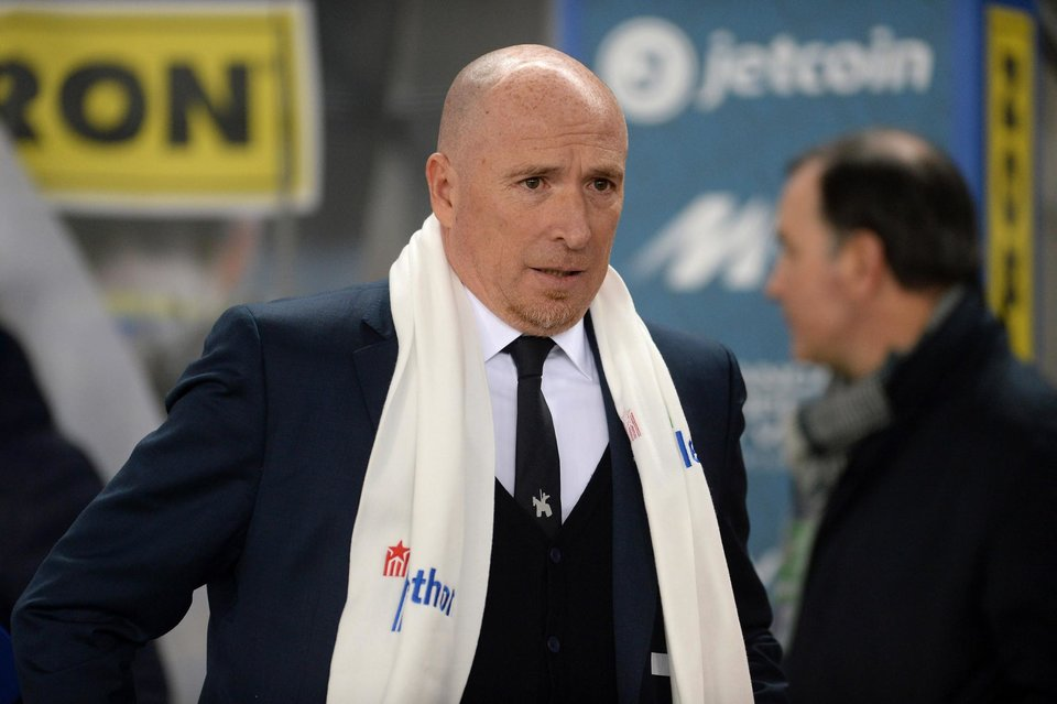 Главный тренер «Кьево» отправлен в отставку