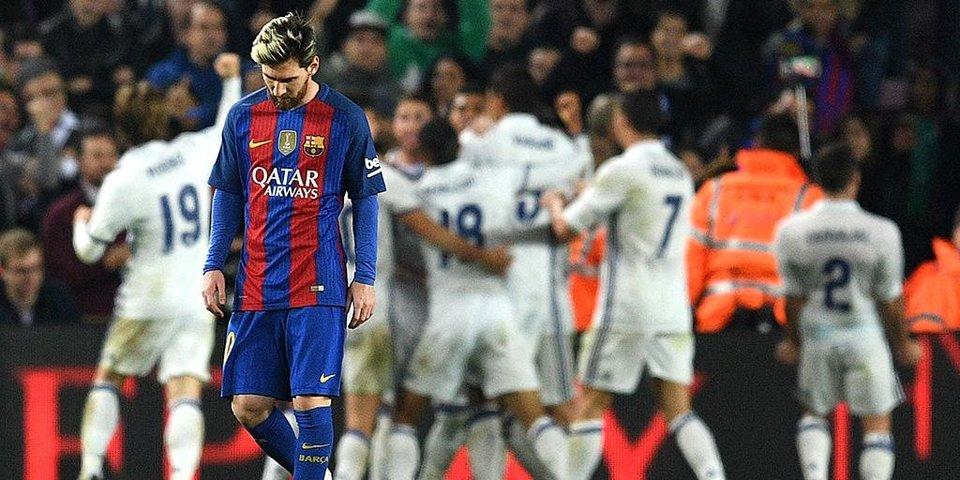 «Барселона» и «Реал» сыграли вничью. Как это было