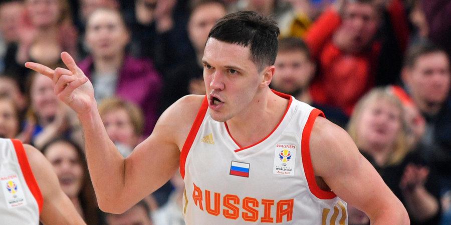 Сборная России обыграла Венесуэлу на международном турнире