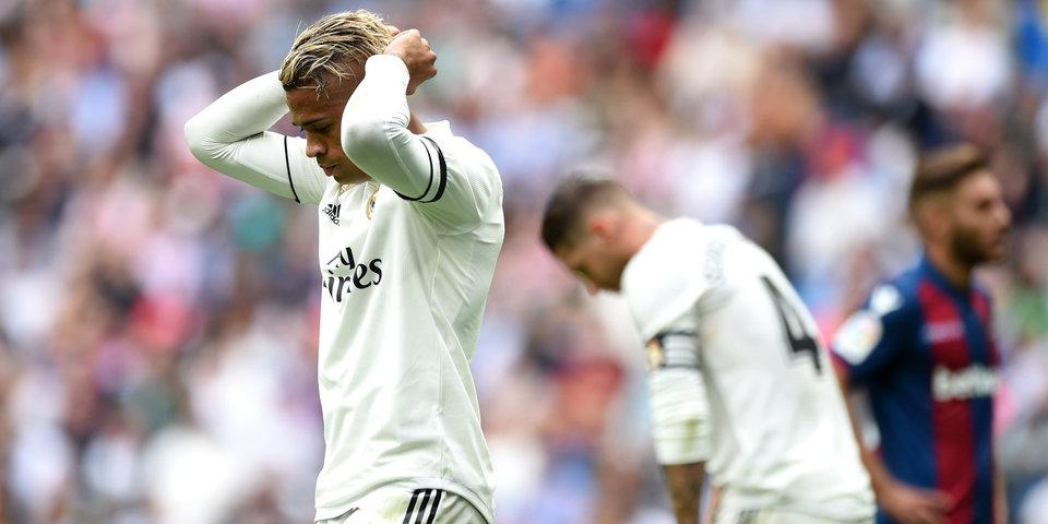 «Реал» проиграл в третий раз подряд, забив за последние 8 часов один гол. Что происходит?