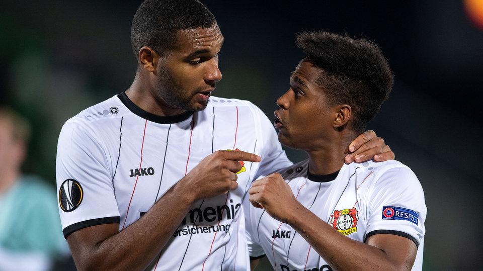 «Байер» забил шесть голов «Вердеру» в матче бундеслиги