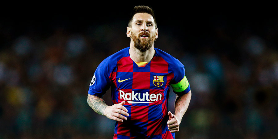 Месси вернулся в общую группу на тренировках «Барселоны»