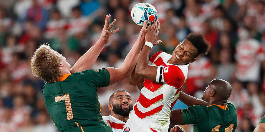 Сборная ЮАР стала последним полуфиналистом Кубка мира