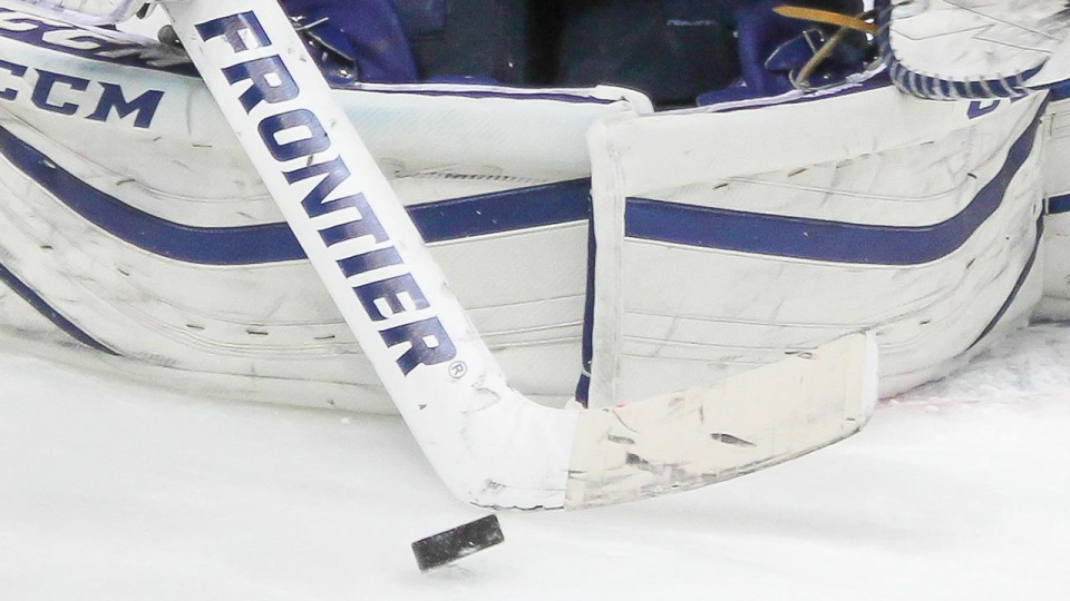 Сейв Лазушкина возглавил рейтинг лучших спасений в КХЛ в октябре