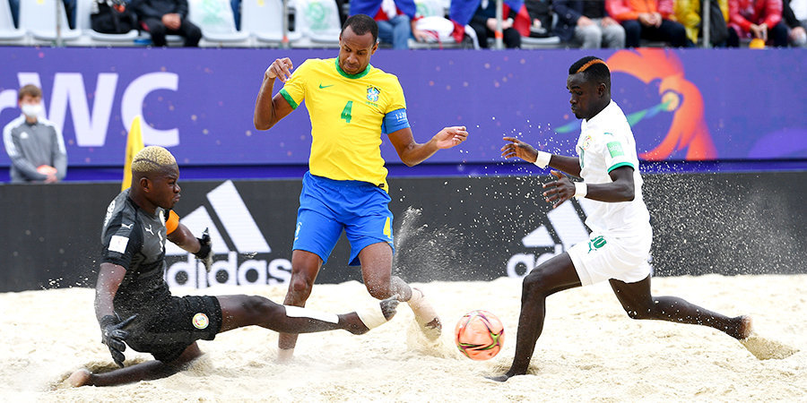 Сенегал победил Бразилию и стал первым полуфиналистом чемпионата мира