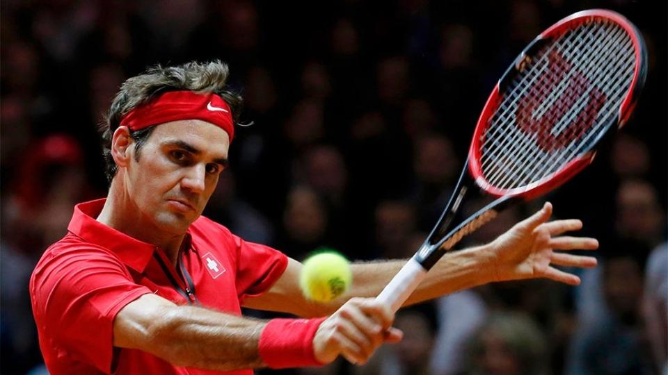 Федерер стал первой ракеткой мира, Зопп иИванов продолжили падение врейтинге