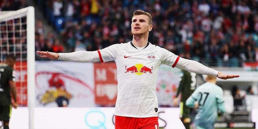 «Лейпциг» перед матчем с «Зенитом» забил «Майнцу» восемь голов, «Бавария» пропустила пять мячей от «Айнтрахта»