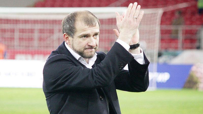 «Анжи» объявил об уходе Скрипченко
