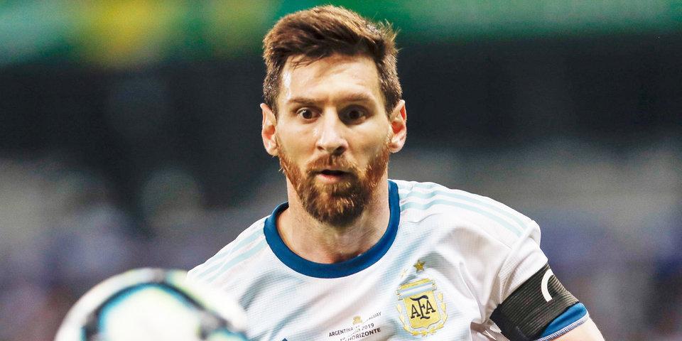 Сборная Аргентины обыграла Боливию в квалификации к ЧМ-2022