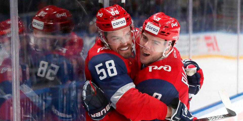 Ландер вернулся к тренировкам с «Локомотивом»