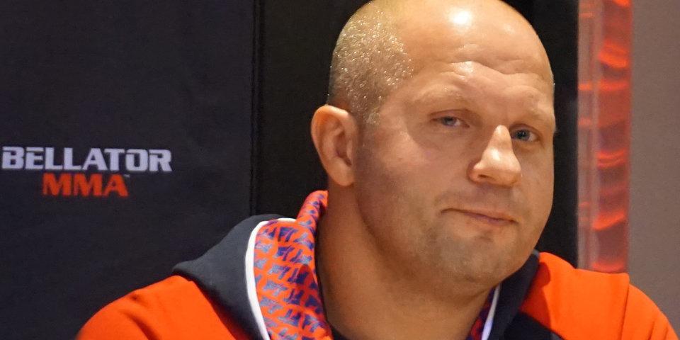 Олег Тактаров: «Кажется, Емельяненко пока не собирается вешать перчатки на гвоздь»