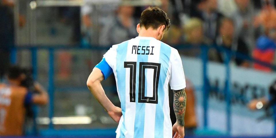 Аргентинский тренер считает, что Месси нужно выгнать из сборной