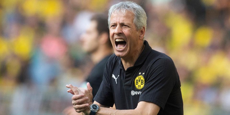 Люсьен Фавр: «Бавария» преподнесла нам урок. Если продолжим так играть, то останемся без чемпионства»