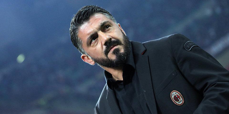 Дженнаро Гаттузо: «Матч с «Лацио» станет финалом за выход в Лигу чемпионов»