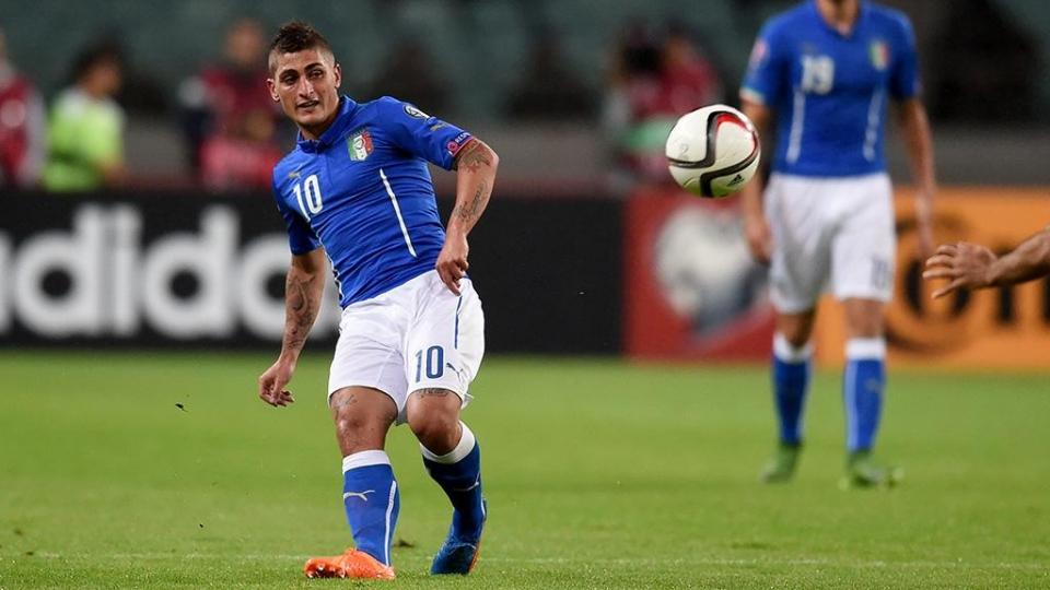 Источник: Верратти пропустит групповой этап Евро из-за травмы связок колена