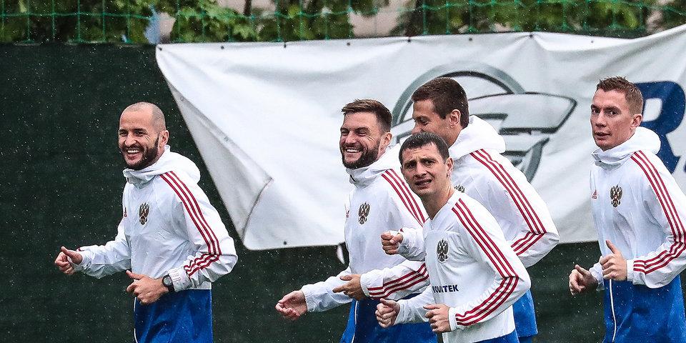 ФИФА закрыла допинговые дела всех футболистов из нынешнего состава сборной России