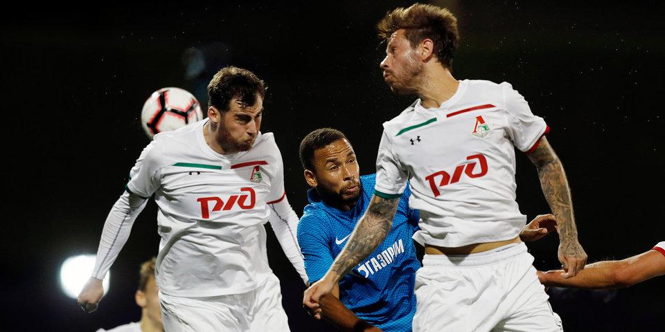 О провальном 2018-м ничто не напоминало: Смолов сыграл свой лучший матч за «Локо»