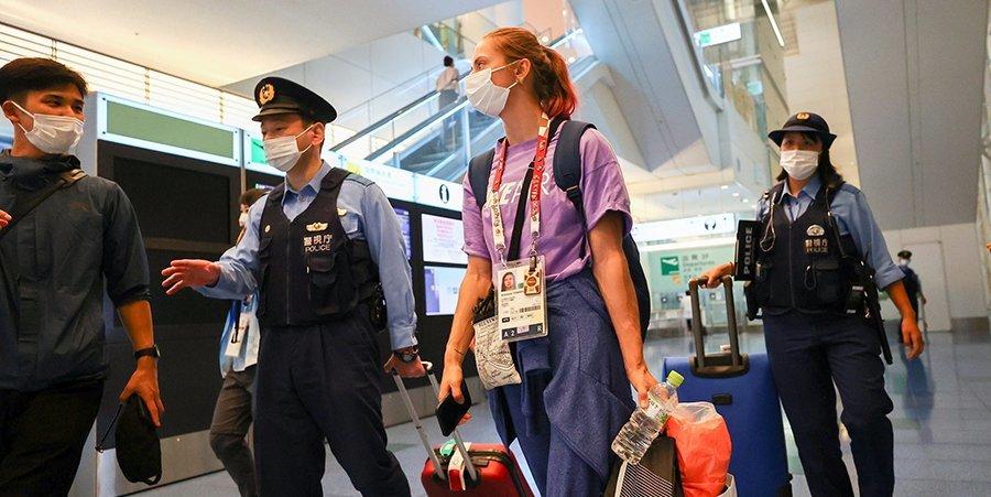 Белорусская легкоатлетка Тимановская получила гуманитарную визу Польши