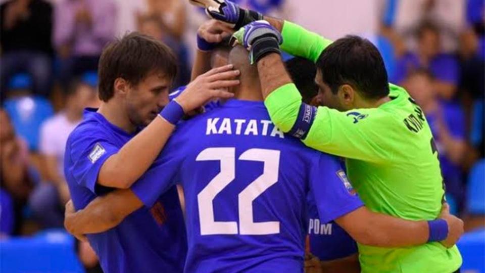 «Газпром-ЮГРА» не смог защитить титул обладателя Кубка УЕФА