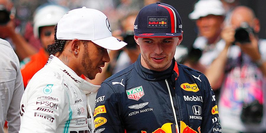 Ферстаппен тренируется, Хэмилтон протестует. 10 дней до Гран-при Австрии
