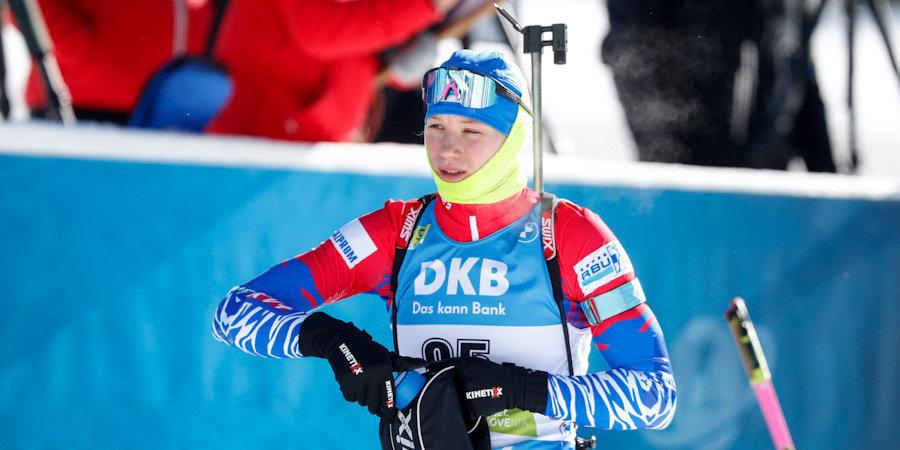Ирина Казакевич: «Сезон длинный, нужно попасть в команду на Олимпийские игры»