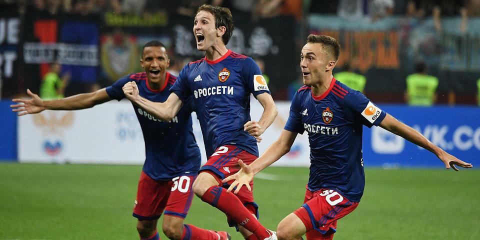 Хосонов принес победу молодежке ЦСКА в игре против «Енисея»