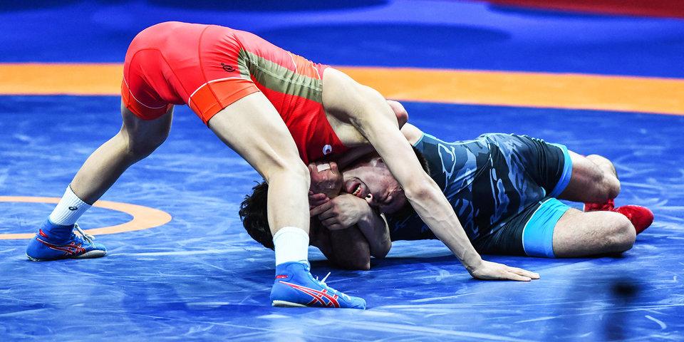 Датунашвили завоевал последнее золото ЧМ-2021 по борьбе, Россия завершила турнир лидером по общему числу наград
