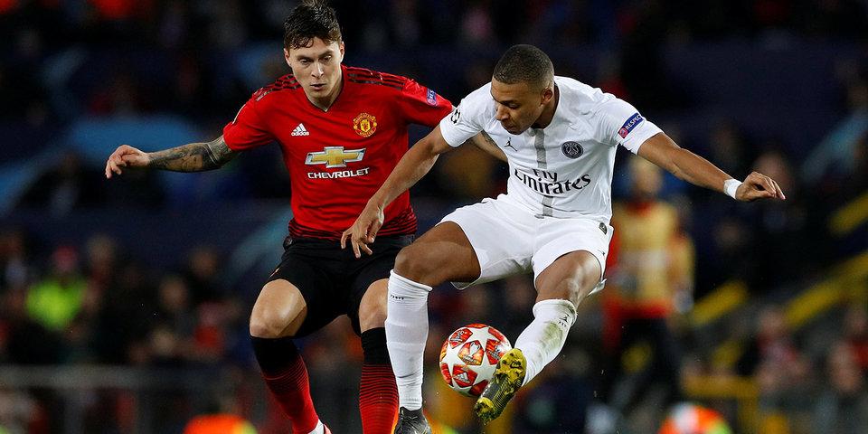 «МЮ» вышел в четвертьфинал Лиги чемпионов, реализовав пенальти в компенсированное время