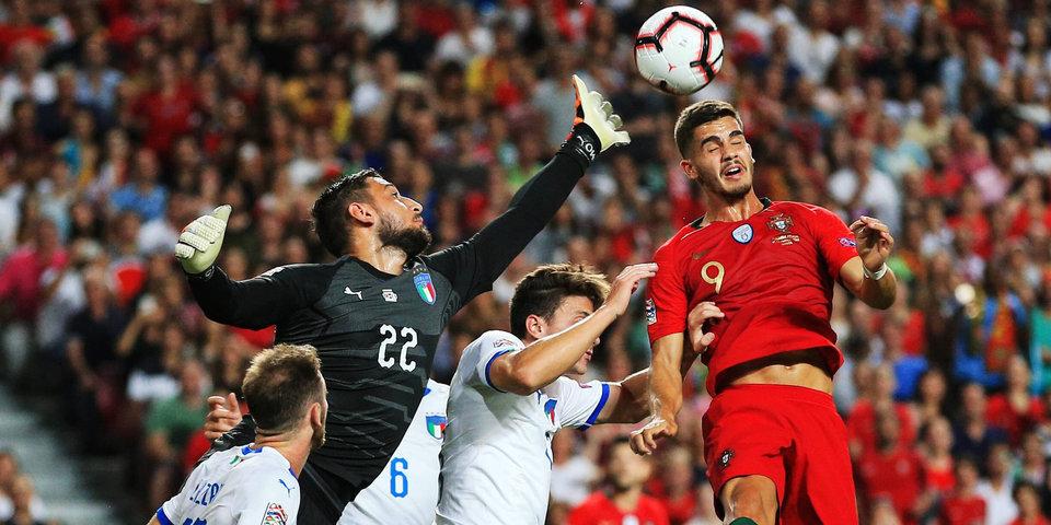 Что нужно знать о ставках на матч Италия – Португалия 17 ноября